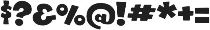 Lil Rhino PB Regular otf (400) Font OTHER CHARS