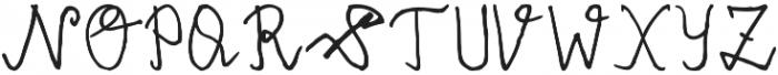 Limpoke Font otf (400) Font UPPERCASE