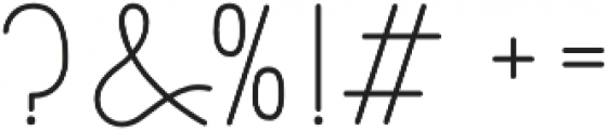 LinoLinoScriptTT otf (400) Font OTHER CHARS