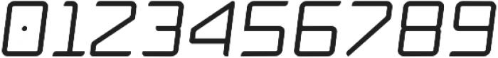 Lion Sans ttf (400) Font OTHER CHARS
