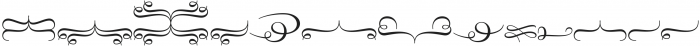 Liontine Swash Regular otf (400) Font UPPERCASE