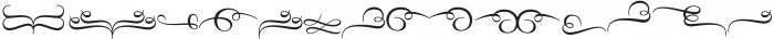 Liontine Swash Regular otf (400) Font LOWERCASE