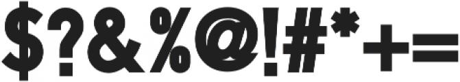 Litograph Reg otf (400) Font OTHER CHARS