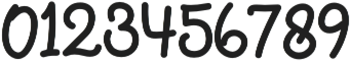 Little Clusters Reg otf (400) Font OTHER CHARS