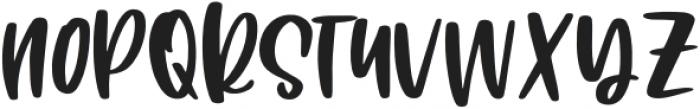 Little Kimberly Font Regular otf (400) Font UPPERCASE