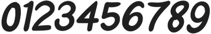 Little Kodomo Semi Light Italic otf (300) Font OTHER CHARS
