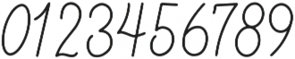 Little Rock otf (400) Font OTHER CHARS