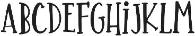 Little Summer ttf (400) Font LOWERCASE