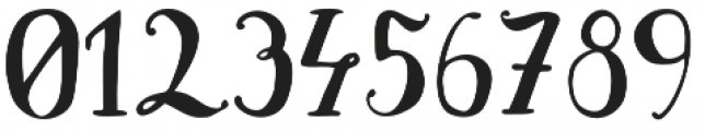 Livewell otf (400) Font OTHER CHARS