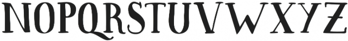 Livewell otf (400) Font LOWERCASE