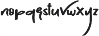 Livingstone 2 ttf (400) Font LOWERCASE