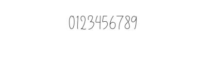 Liberika Regular.ttf Font OTHER CHARS