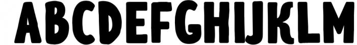 Limes�handmade fontfamily 10 Font UPPERCASE