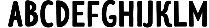 Limes�handmade fontfamily 11 Font UPPERCASE