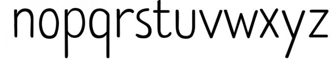 Limes�handmade fontfamily 13 Font LOWERCASE