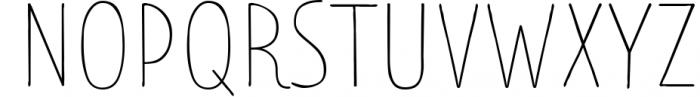 Limes�handmade fontfamily 16 Font UPPERCASE