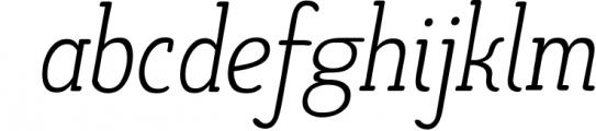 Limes�handmade fontfamily 2 Font LOWERCASE