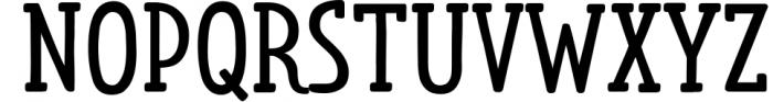 Limes�handmade fontfamily 3 Font UPPERCASE