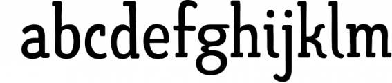 Limes�handmade fontfamily 3 Font LOWERCASE