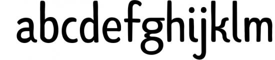 Limes�handmade fontfamily 4 Font LOWERCASE