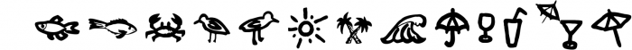 Limes�handmade fontfamily 6 Font UPPERCASE