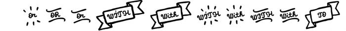 Limes�handmade fontfamily 7 Font OTHER CHARS