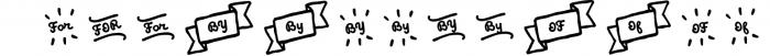 Limes�handmade fontfamily 7 Font UPPERCASE