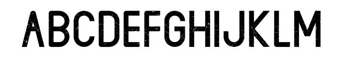 LIONELLO Font LOWERCASE