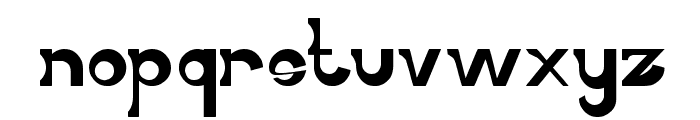 LITTLE COWBOY Font LOWERCASE