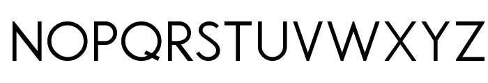 Libby Regular:Version 1.00 Font LOWERCASE
