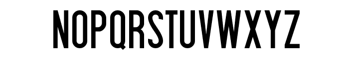 Libel Suit Font UPPERCASE