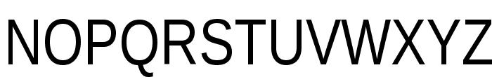 Liberation Sans Narrow Font UPPERCASE