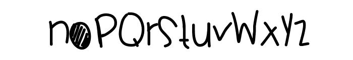 LibertySails Font UPPERCASE