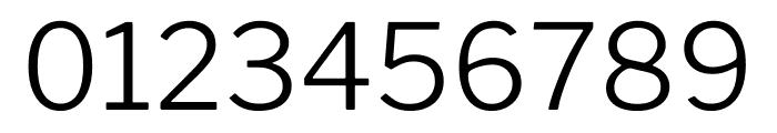 LibreFranklin-Light Font OTHER CHARS
