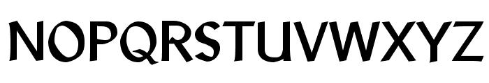 LibrisADFStd-Bold Font UPPERCASE