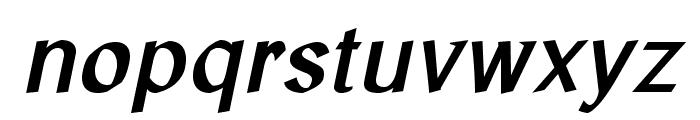 LibrisADFStd-BoldItalic Font LOWERCASE
