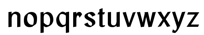LibrisADFStd-Bold Font LOWERCASE