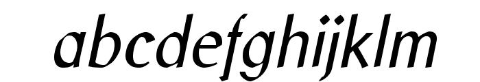 LibrisADFStd-Italic Font LOWERCASE