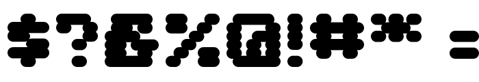 Libritabs Font OTHER CHARS