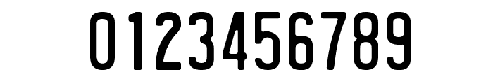 License Plate Font OTHER CHARS