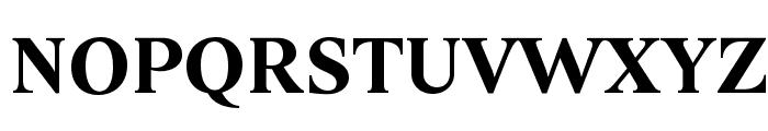 Lido STF CE Bold Font UPPERCASE