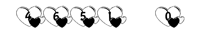 Lieb M?tterlein Font OTHER CHARS