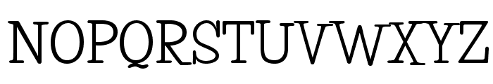 LifeSavers-Bold Font UPPERCASE