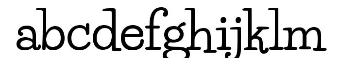 LifeSavers-Bold Font LOWERCASE