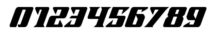Lifeforce Super-Italic Font OTHER CHARS