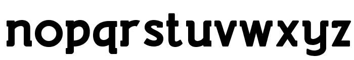 Lifestyle Marker M54 Font LOWERCASE