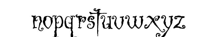 Ligeia Demo Font LOWERCASE