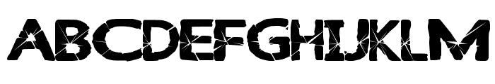 LightBreak Font UPPERCASE