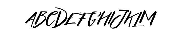 Lightening Free Font  What Font is