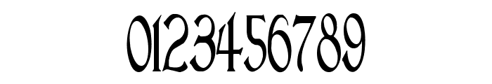 Lightfoot Narrow Extra-condensed Regular Font OTHER CHARS
